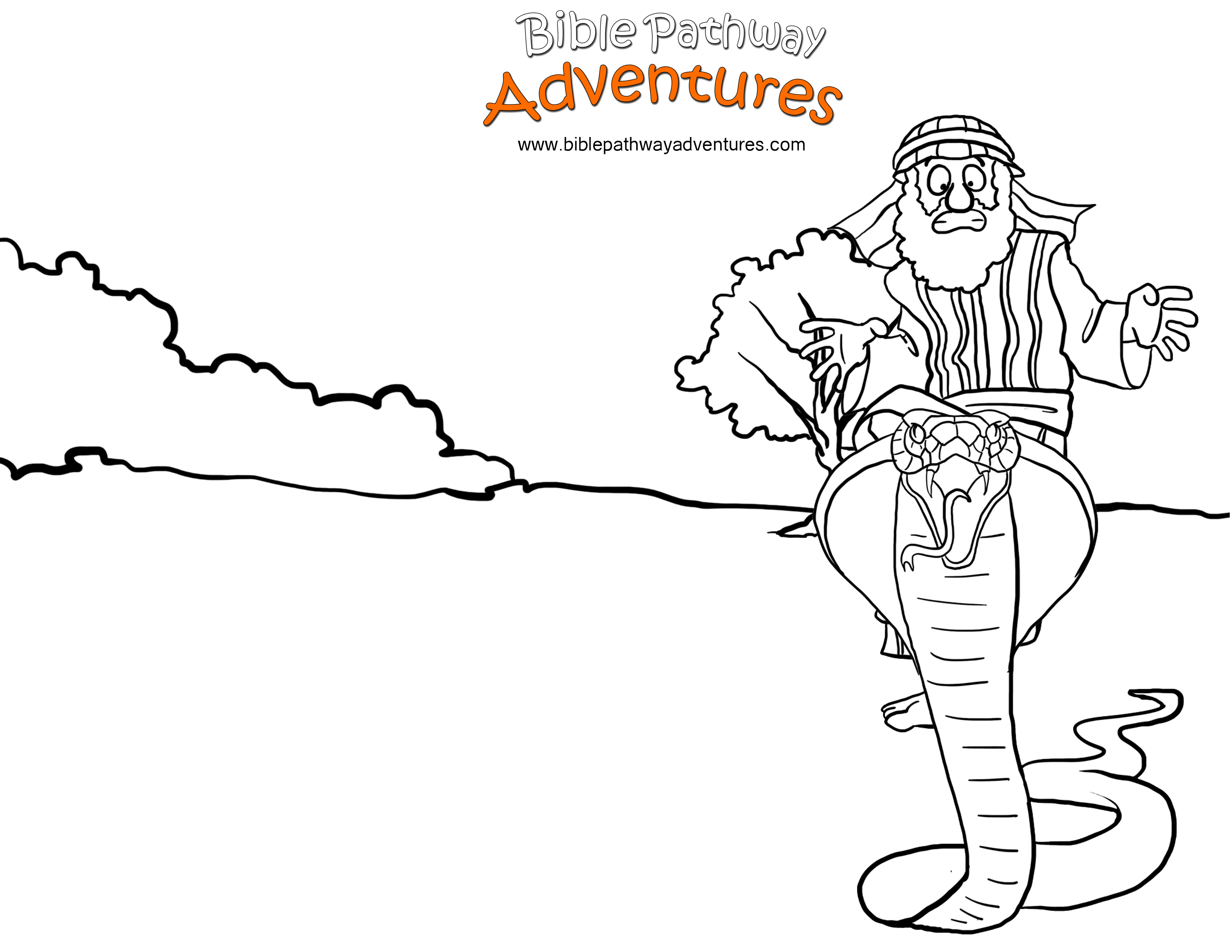 Coloring Pages A bible storyapp