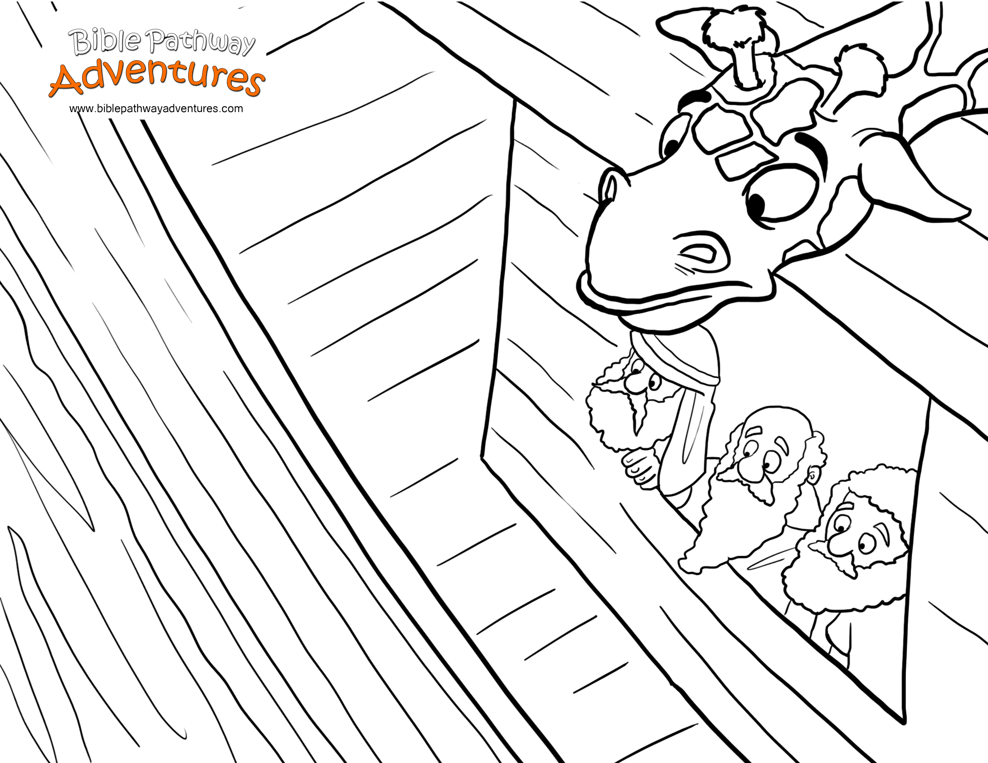 moses golden calf coloring pages - photo#20