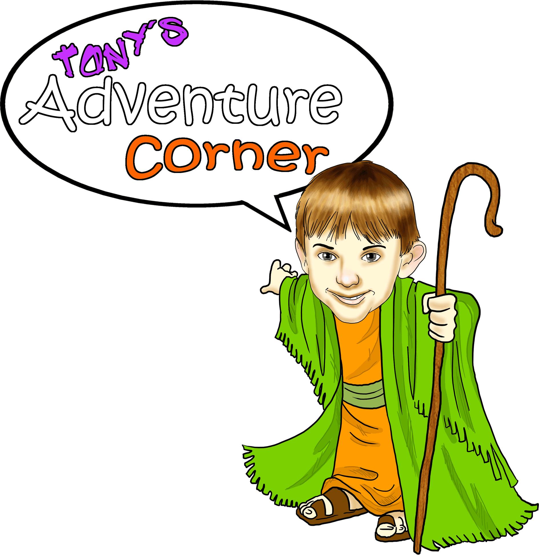 Tony's Adventure Corner