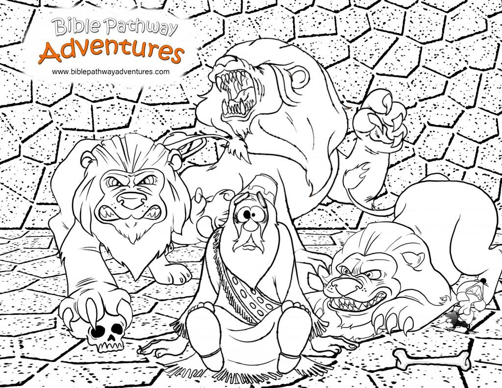 daniel nebuchadnezzars dream coloring pages - photo#32