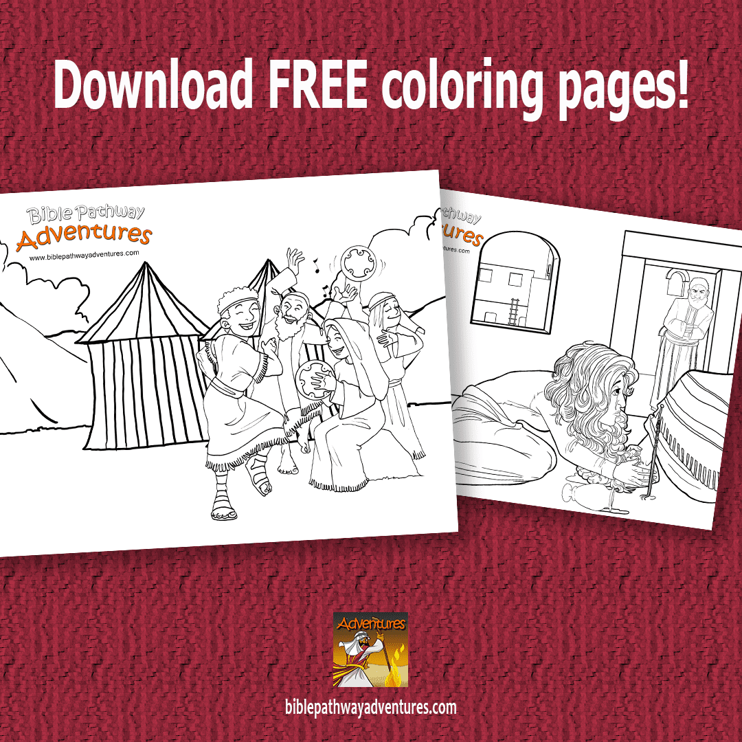 printable bible coloring pages for kids free download