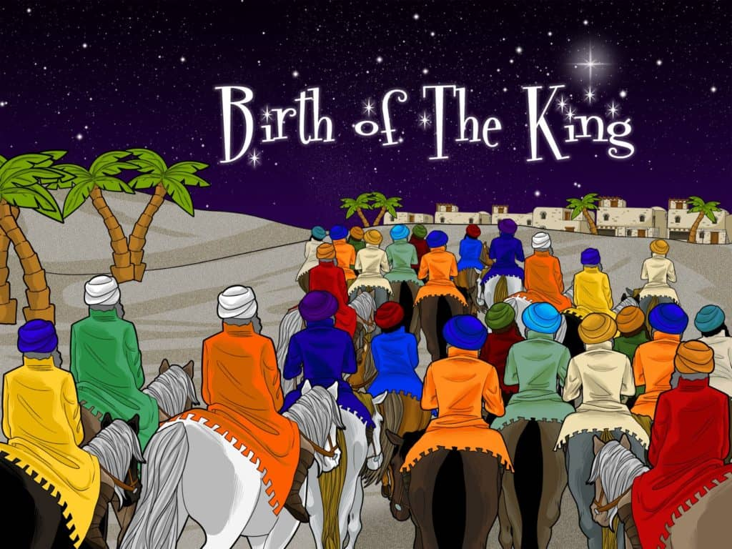bible story for kids birth of the king the birth of yeshua